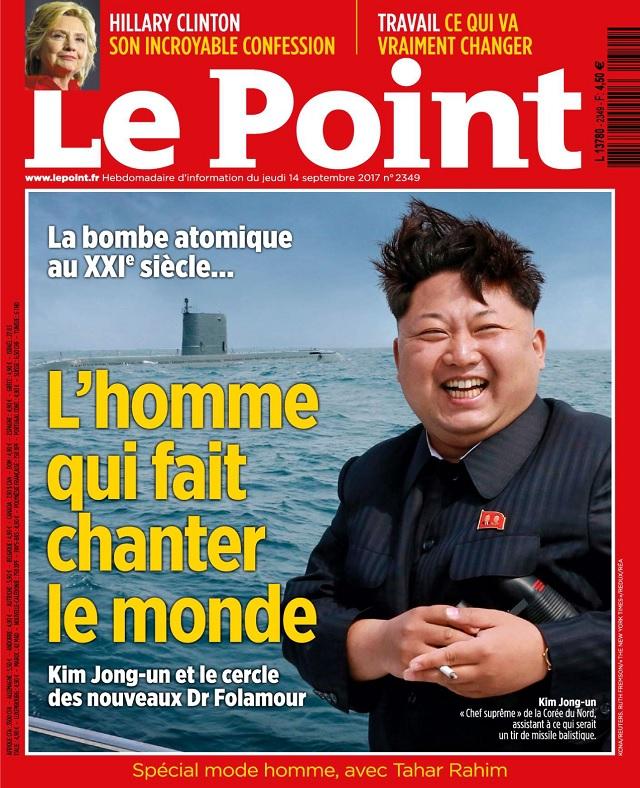 Le Point N°2349 Du 14 Septembre 2017