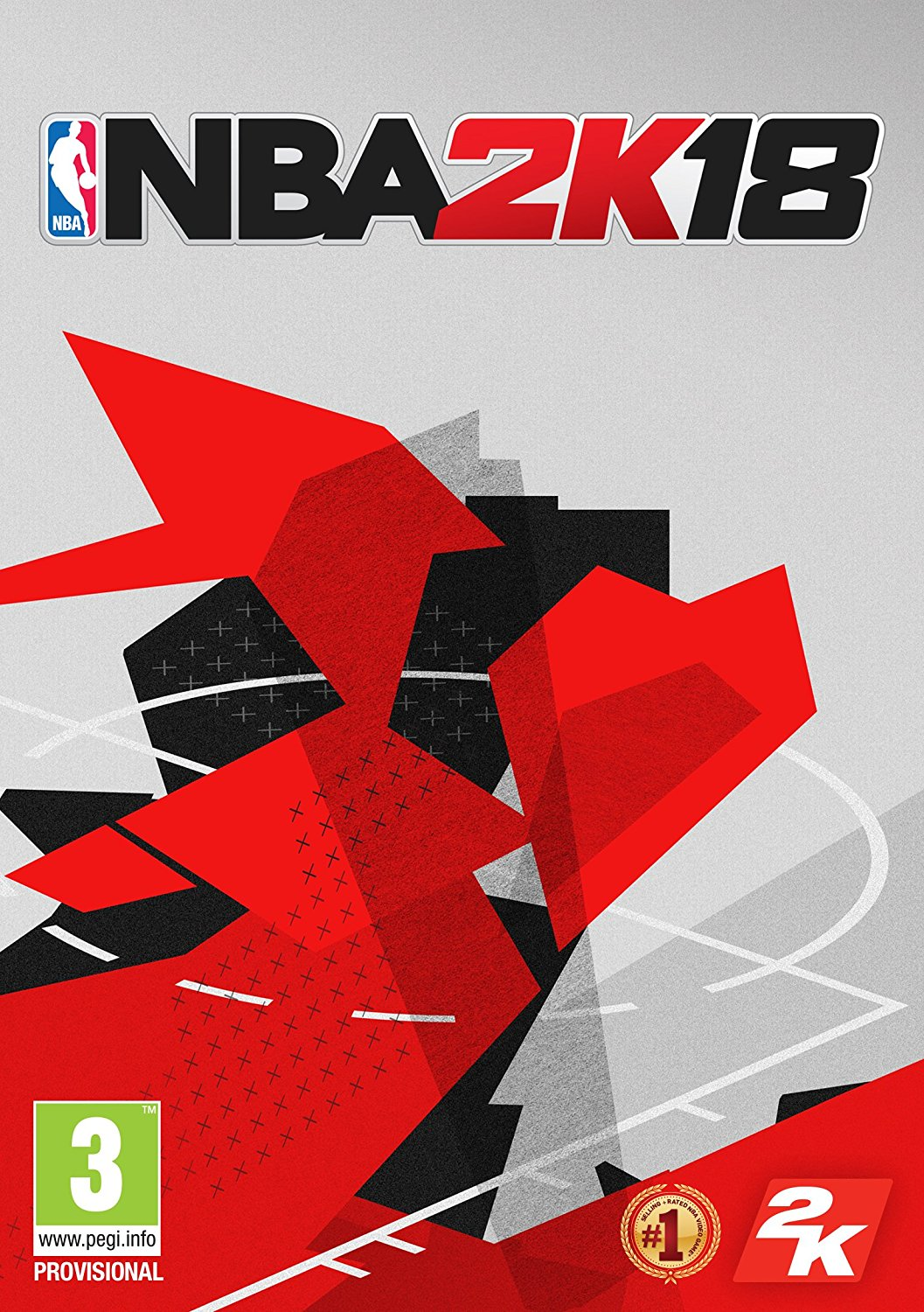 Poster for NBA 2K18