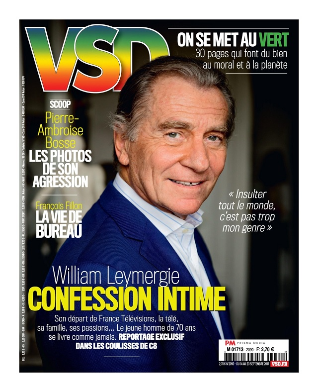 VSD N°2090 Du 14 Au 20 Septembre 2017