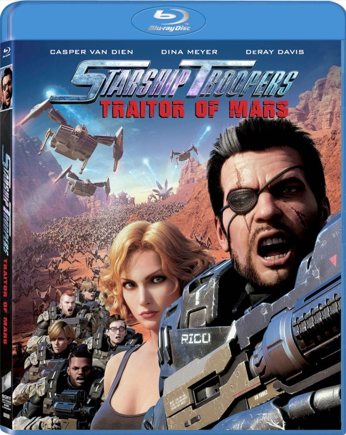 Starship Troopers: Traitor of Mars (2017) poster image