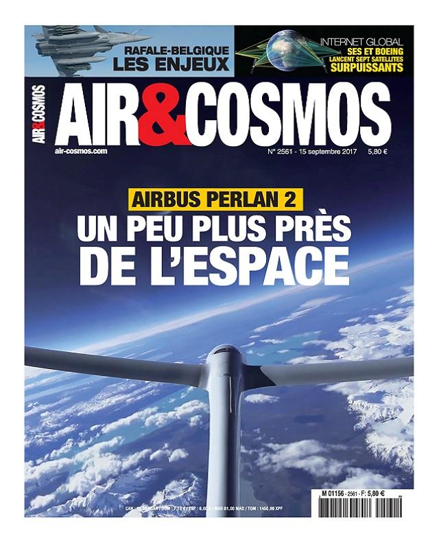 Air et Cosmos N°2561 Du 15 au 21 Septembre 2017