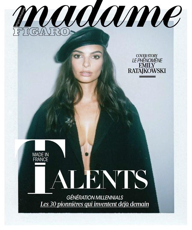 télécharger Madame Figaro Du 15 Septembre 2017