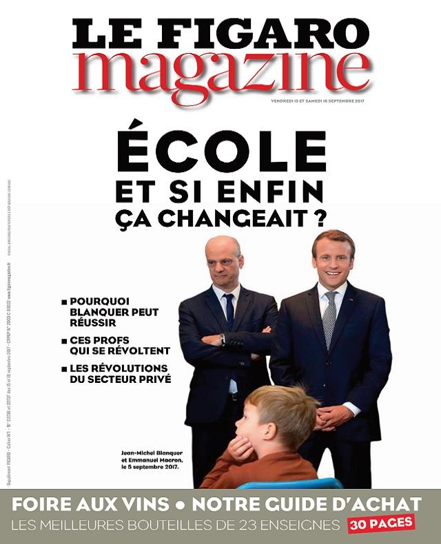 télécharger Le Figaro Magazine Du 15 Septembre 2017