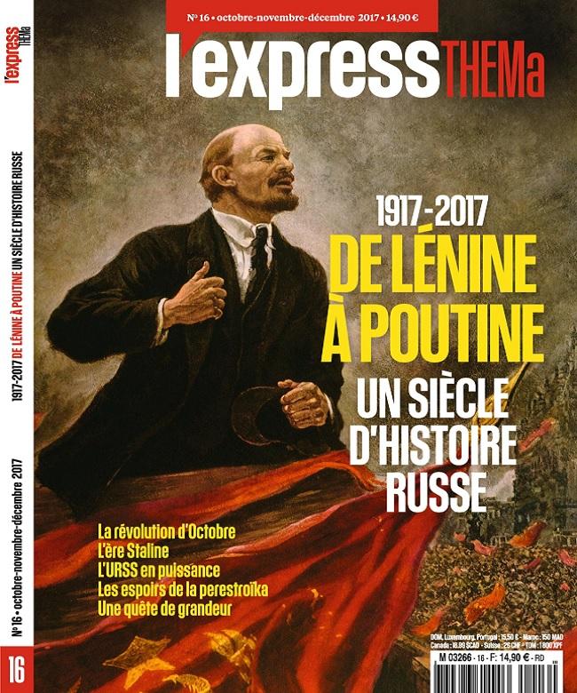 L'Express Théma N°16 - Octobre-Décembre 2017