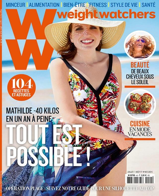 Weight Watchers N°40 - Juillet-Août 2017