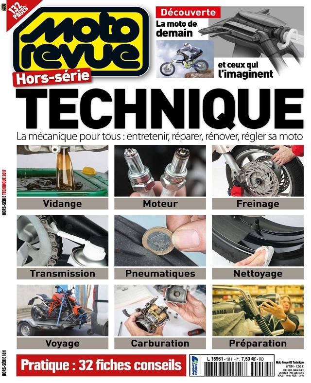 télécharger Moto Revue Hors Série N°18 - Technique 2017
