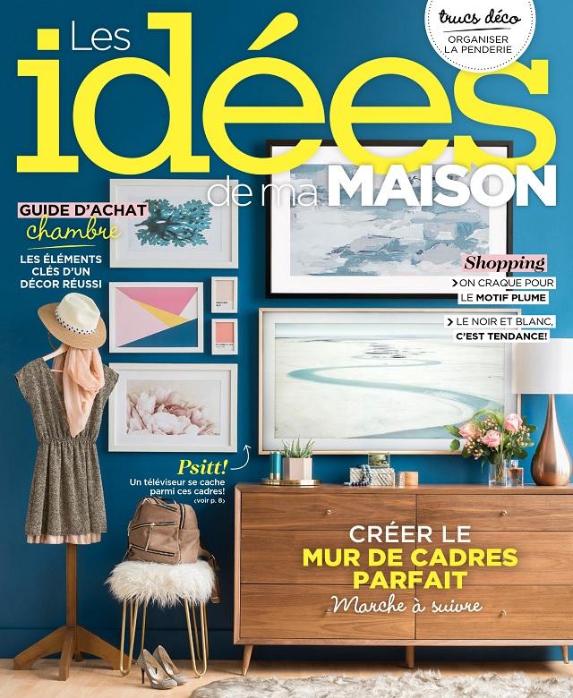 télécharger Les Idées De Ma Maison - Octobre 2017