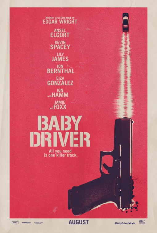 Baby Driver(2017) poster image