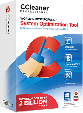 Poster for Piriform CCleaner Professional