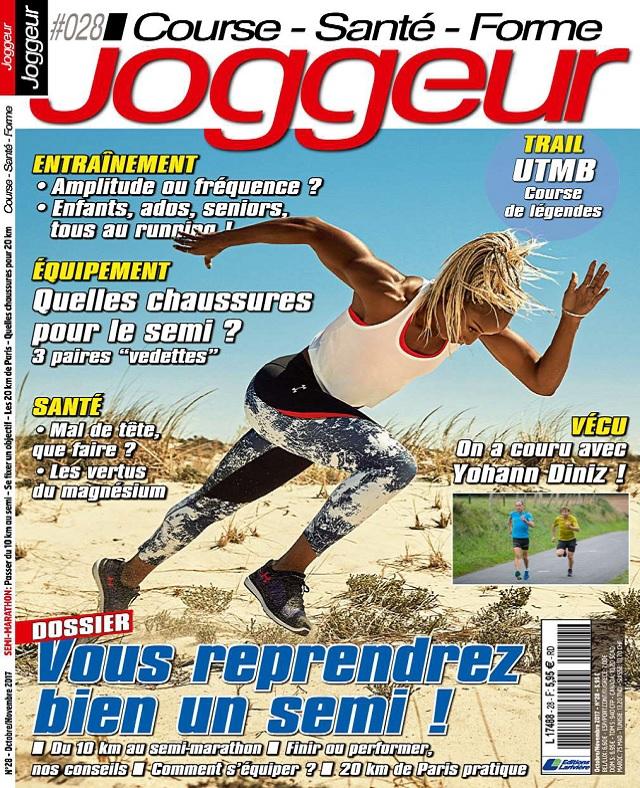 télécharger Joggeur N°28 - Octobre-Novembre 2017