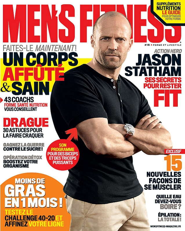 Men's Fitness N°18 - Octobre 2017