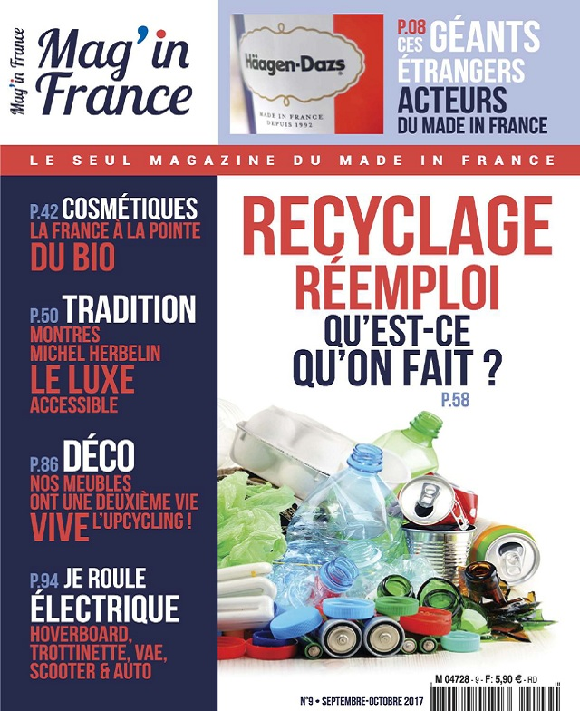 Mag in France N°9 - Septembre-Octobre 2017