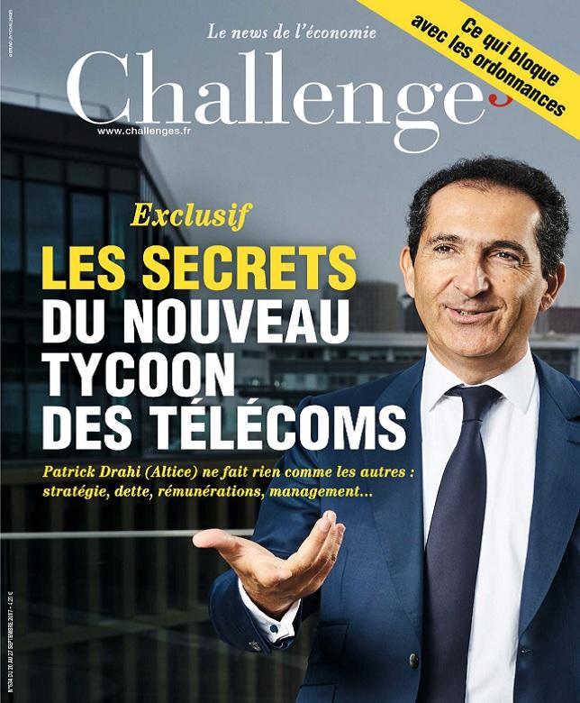télécharger Challenges N°534 Du 21 Septembre 2017