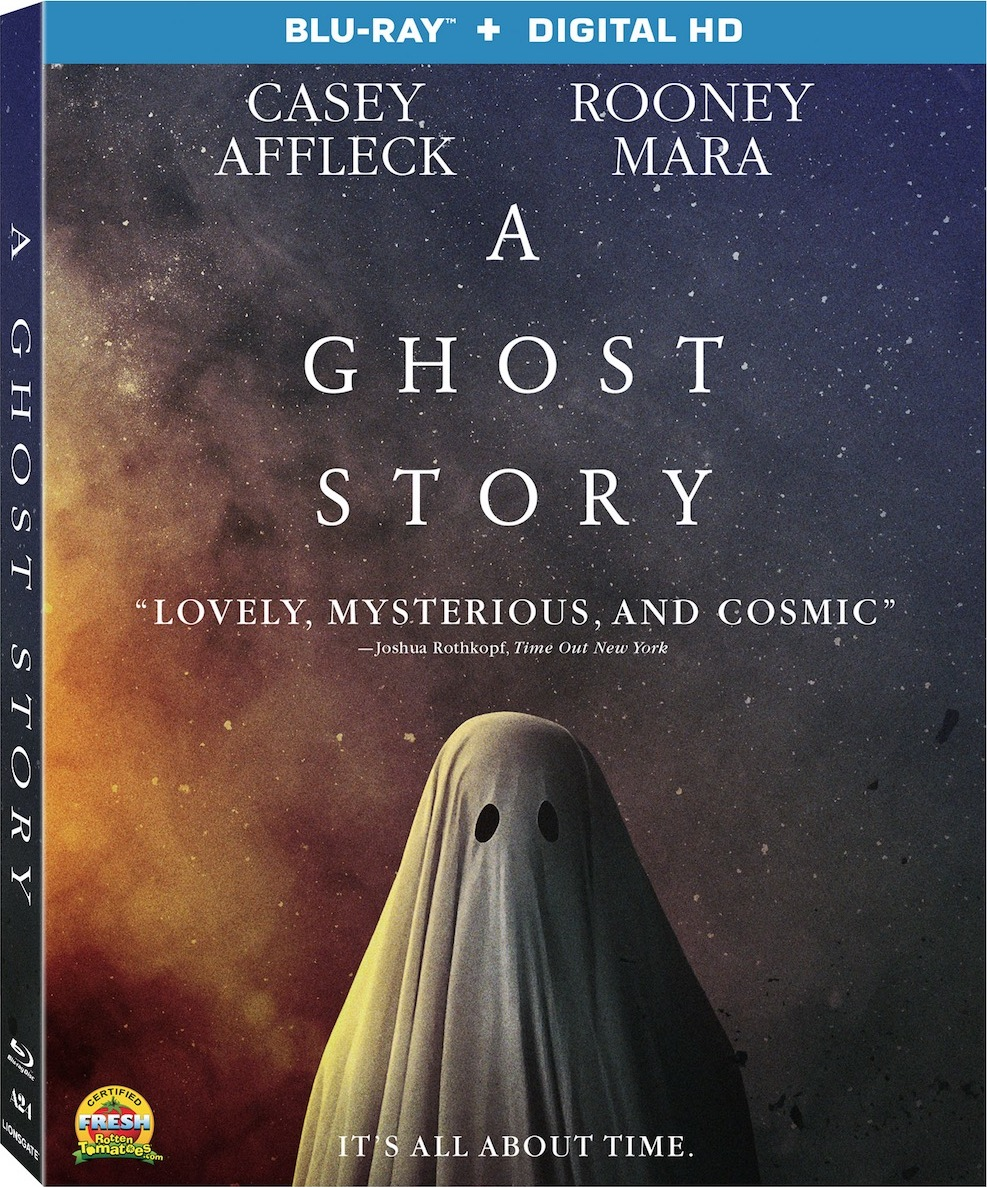 A Ghost Story (2017) poster image