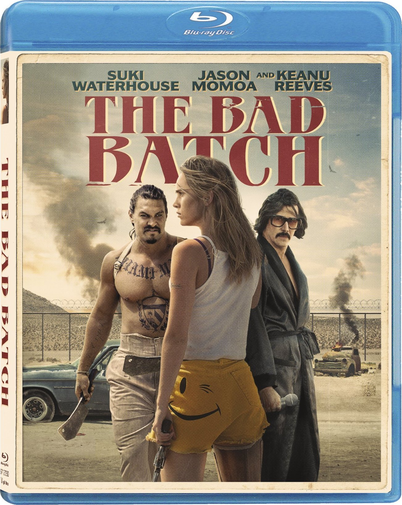 The Bad Batch (2016) poster image