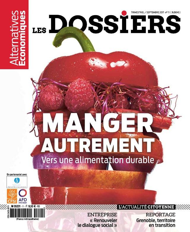 télécharger Les Dossiers d'Alternatives Economiques N°11 - Septembre 2017