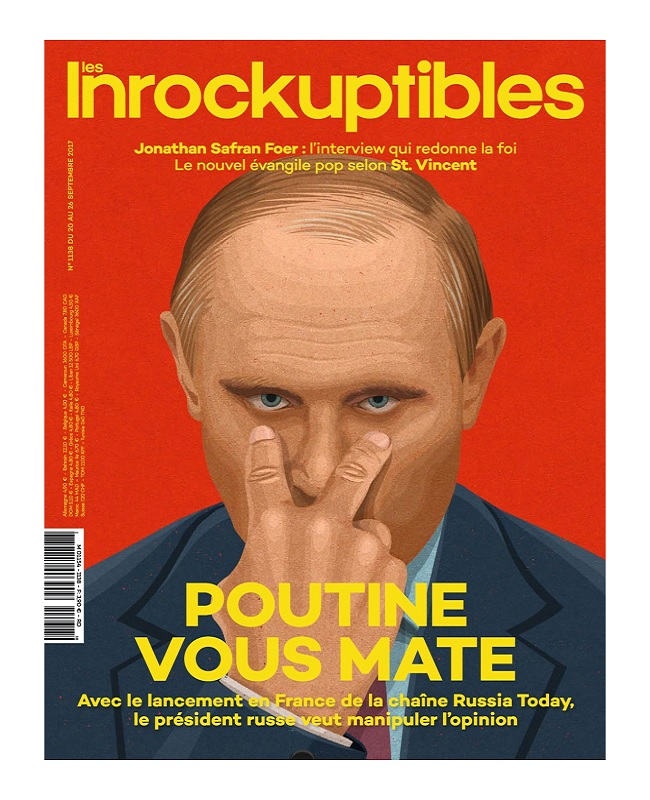 Les Inrockuptibles N°1138 Du 20 au 26 Septembre 2017