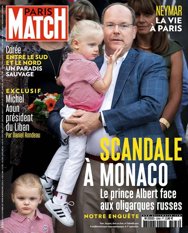 Paris Match N°3566 Du 21 au 27 Septembre 2017