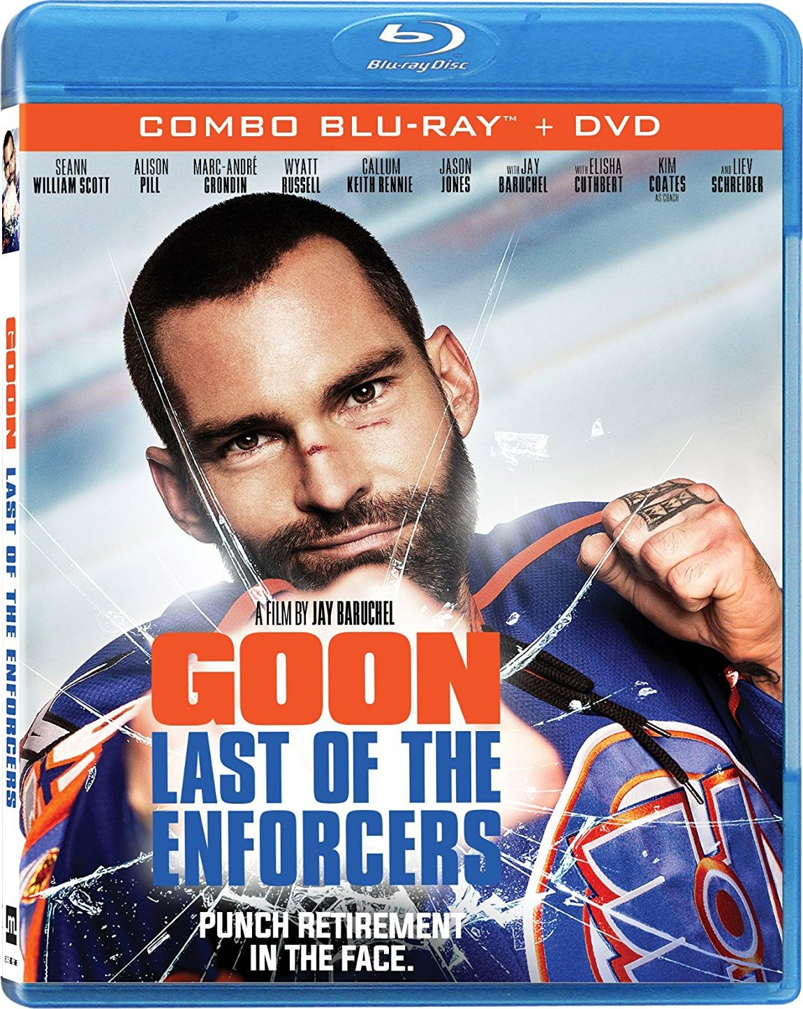 Goon: Last of the Enforcers (2017) poster image