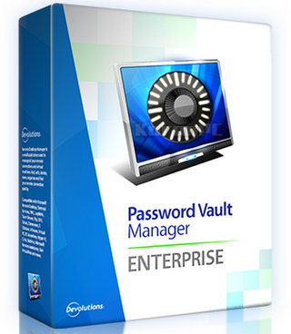 Poster for Devolutions Password Vault Manager Enterprise Edition