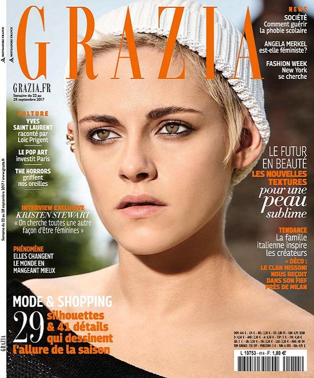 télécharger Grazia N°414 Du 22 au 28 Septembre 2017