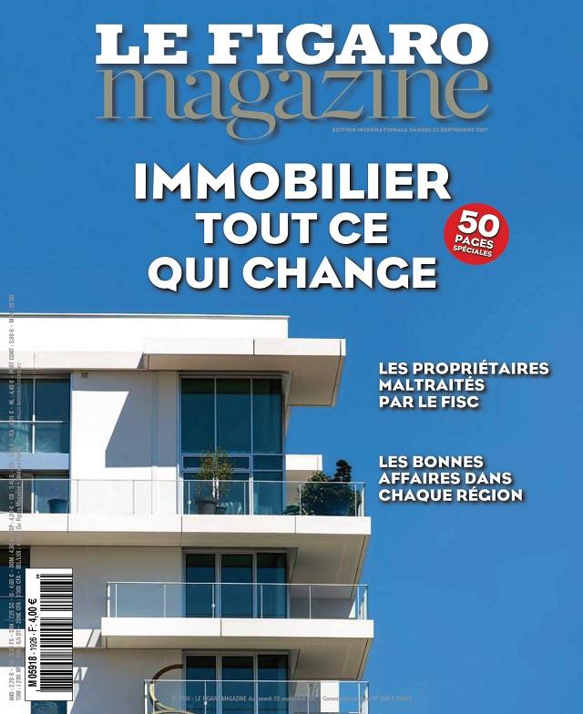 télécharger Le Figaro Magazine Du 22 Septembre 2017