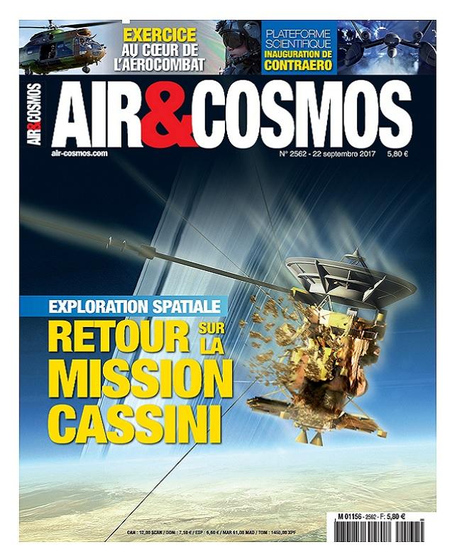 télécharger Air et Cosmos N°2562 Du 22 au 28 Septembre 2017