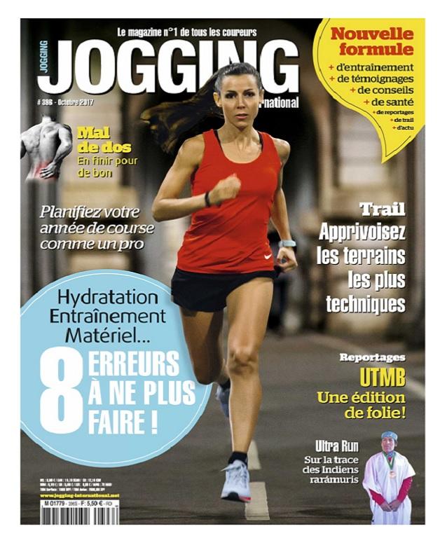 télécharger Jogging International N°396 - Octobre 2017