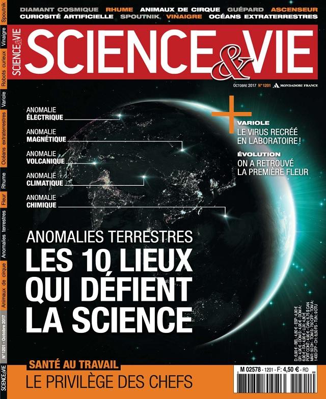 Science et Vie N°1201 - Octobre 2017