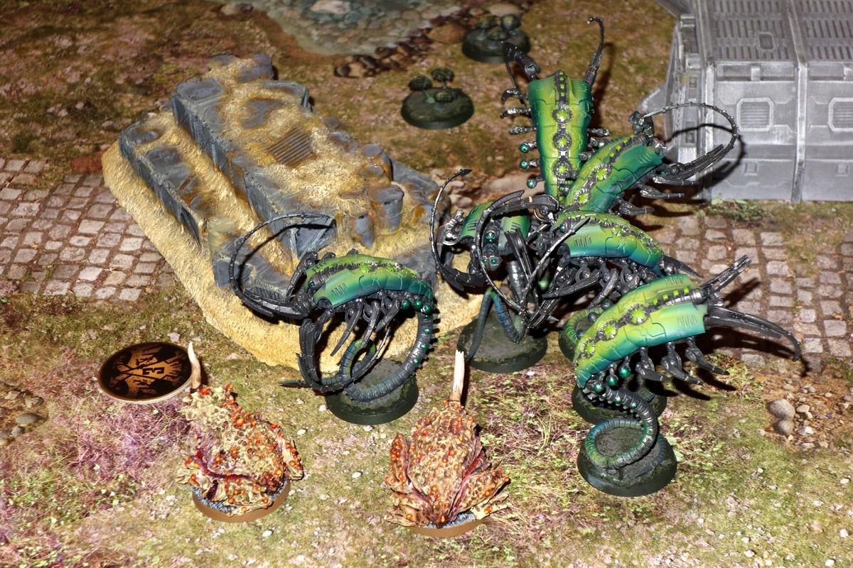 Death Guard (Mortarion) Vs. Necrons 170923111445379451