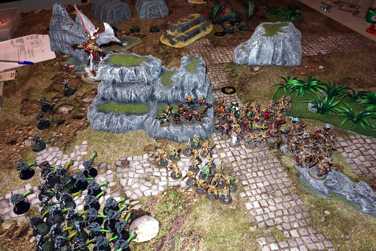 Death Guard (Mortarion) Vs. Necrons 170923113730350871