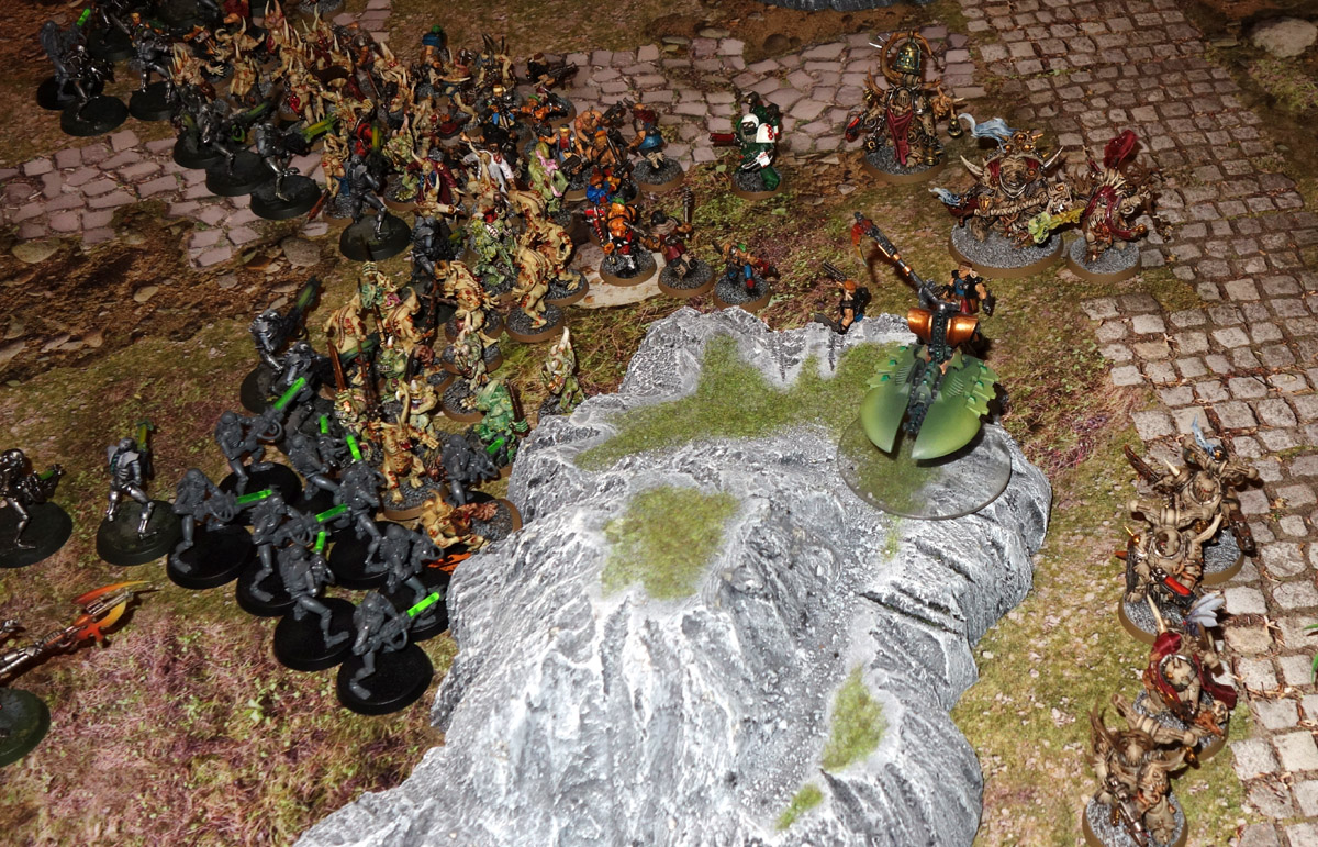 Death Guard (Mortarion) Vs. Necrons 170923125830878540
