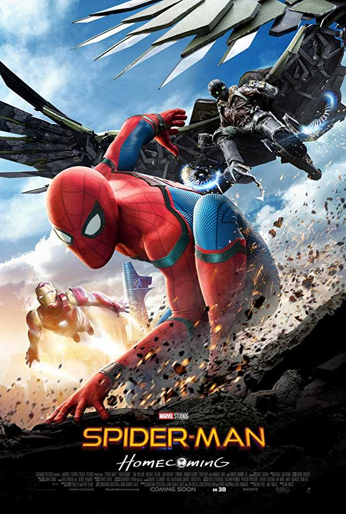 Spider-Man: Homecoming (2017) poster image