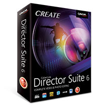 Poster for CyberLink Director Suite