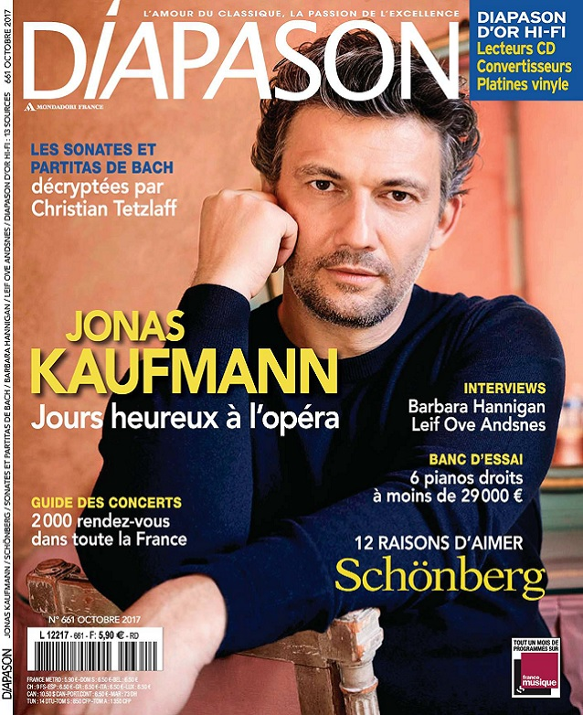 Diapason N°661 - Octobre 2017