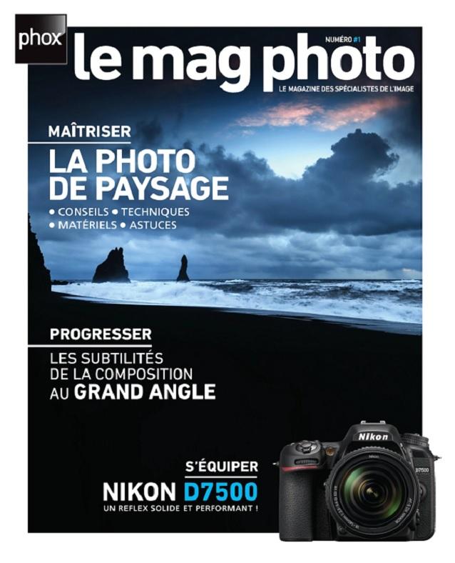 télécharger Le Mag Photo N°1 - Octobre 2017