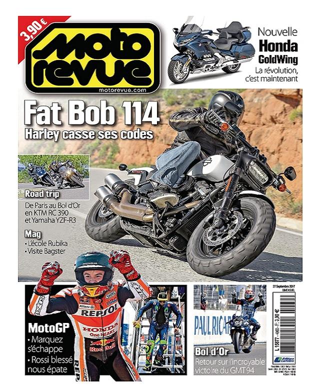télécharger Moto Revue N°4060 Du 27 Septembre 2017