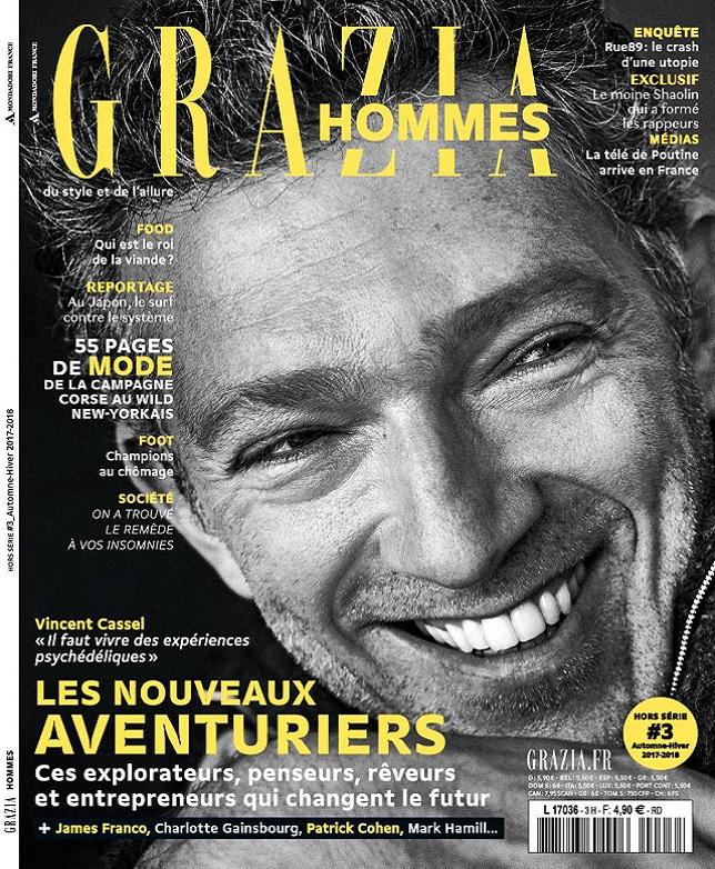 télécharger Grazia Hors Série Hommes N°3 - Automne-Hiver 2017-2018