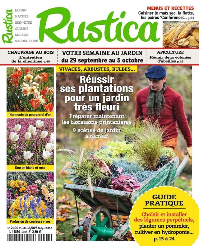 télécharger Rustica N°2492 Du 29 Septembre au 5 Octobre 2017