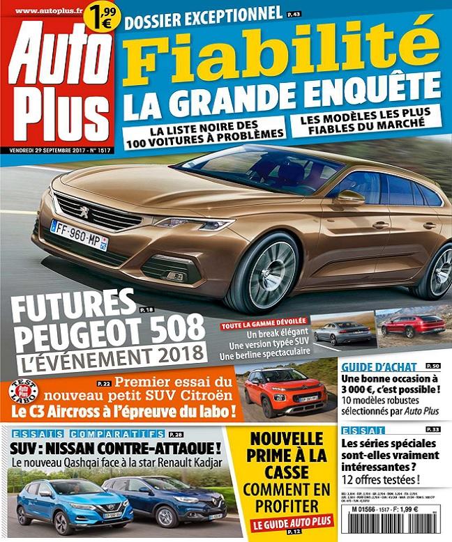 télécharger Auto Plus N°1517 Du 29 Septembre 2017