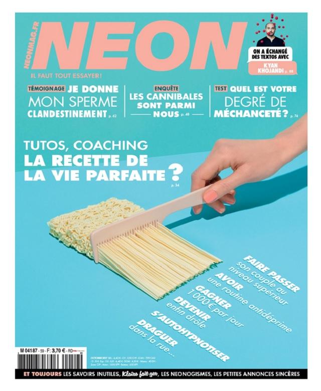 télécharger Neon N°59 - Octobre 2017