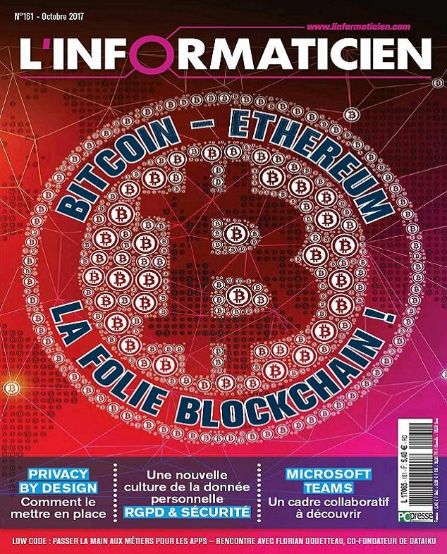 télécharger L'Informaticien N°161 - Octobre 2017
