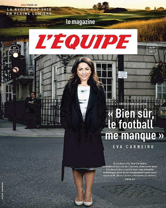télécharger L'Equipe Magazine N°1837 Du 30 Septembre 2017