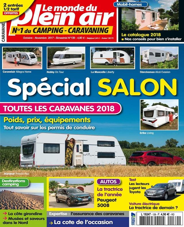 télécharger Le Monde Du Plein-Air N°139 - Octobre-Novembre 2017