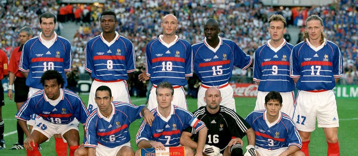 Coupe du monde de la fifa russie 2018 football le - Equipe de france coupe du monde 2002 ...