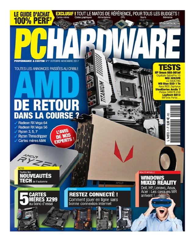 télécharger PC Hardware N°7 - Octobre-Novembre 2017
