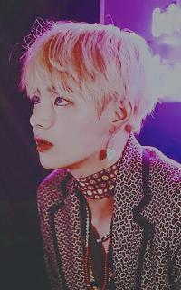 Kim Tae-Hyung (V). Mini_171001045037382784