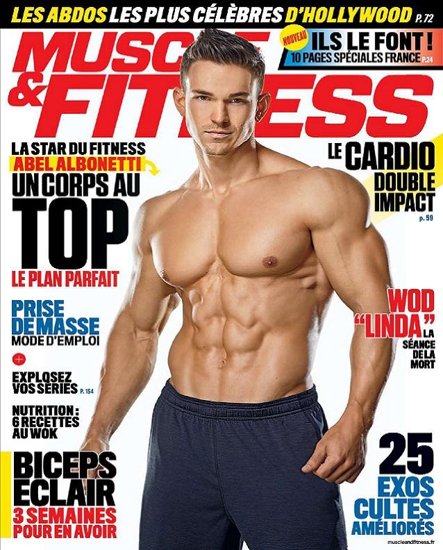 télécharger Muscle et Fitness N°361 - Novembre 2017