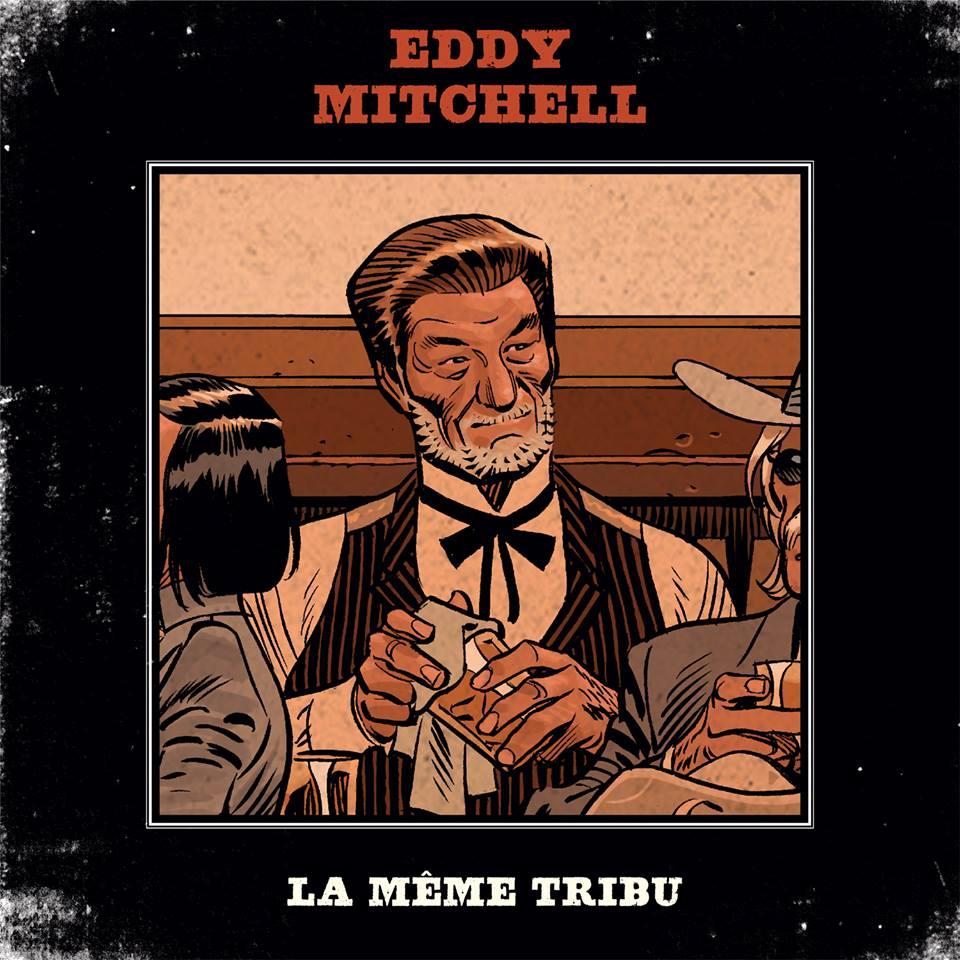 """Eddy Mitchell Sortie Album """"La Même Tribu""""  171003100827541342"""