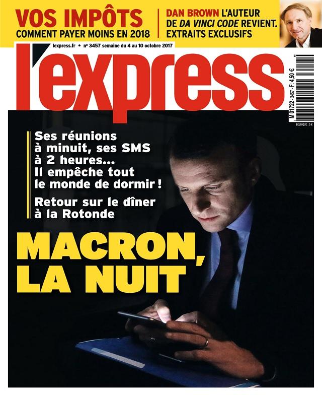 télécharger L'Express N°3457 Du 4 au 10 Octobre 2017